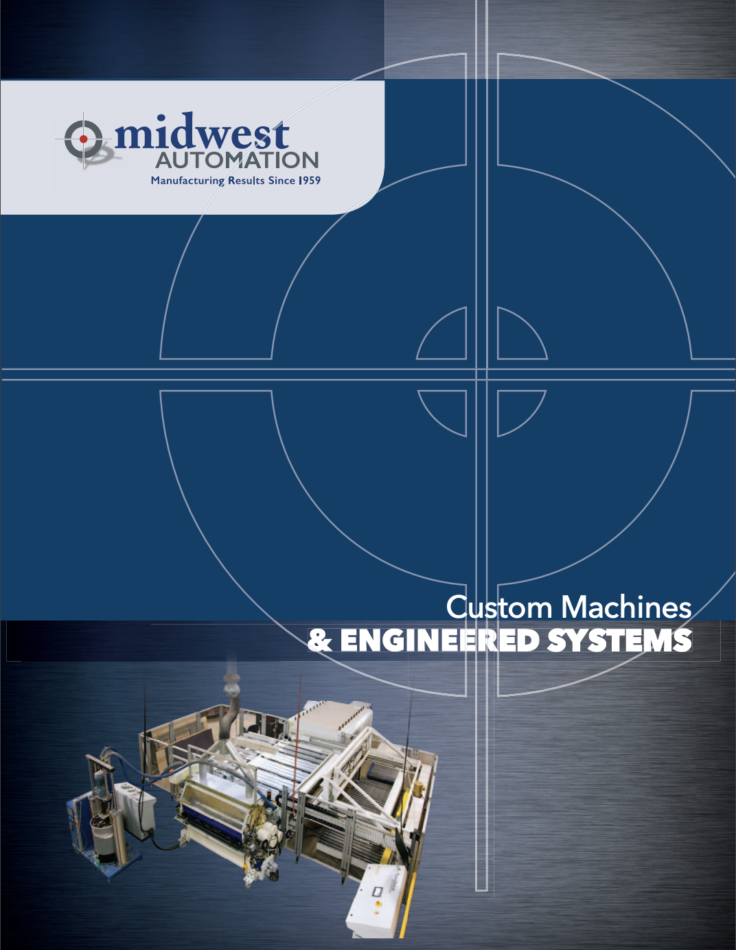 Custom Machines & Engineered Systems