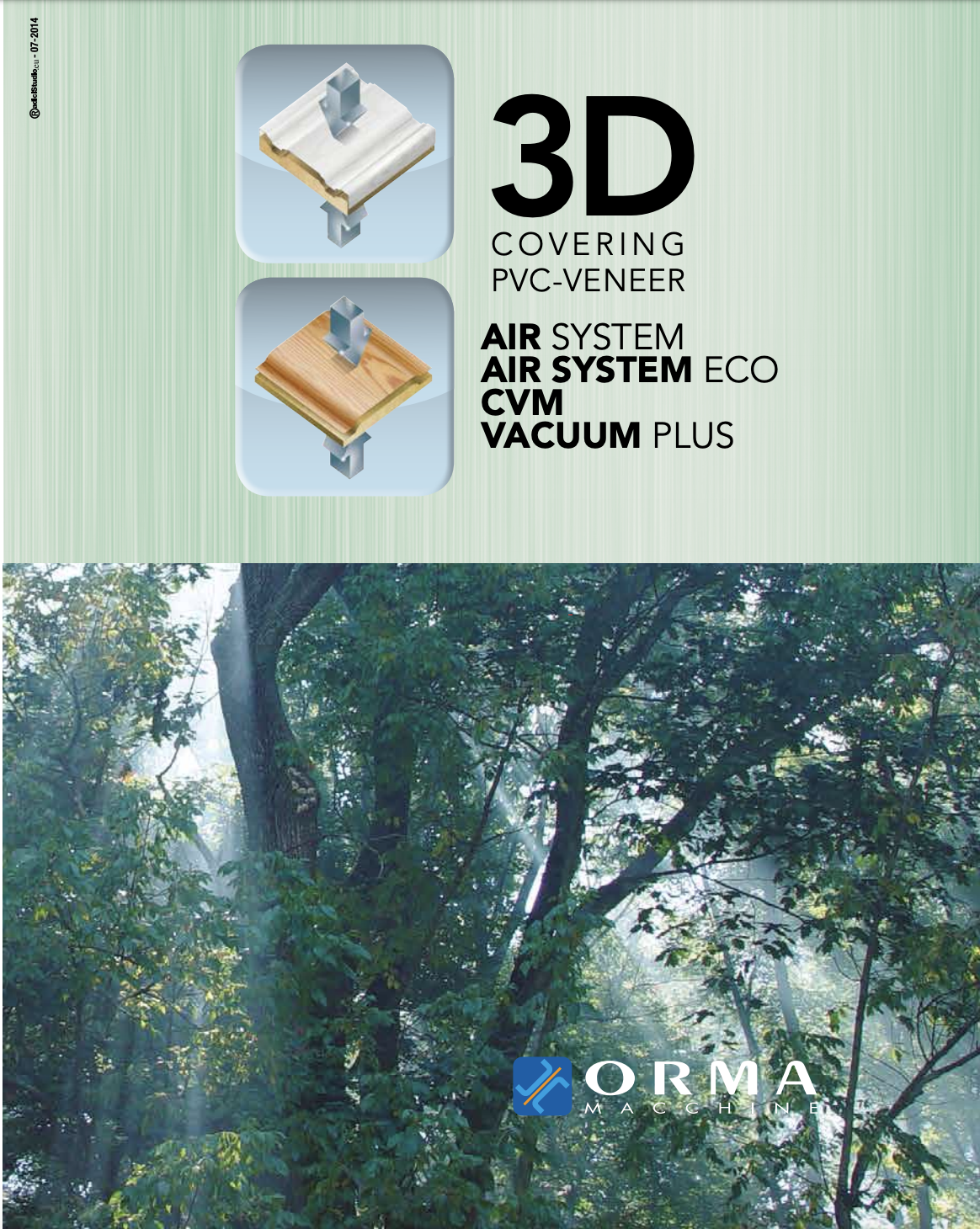 Orma 3D AirSystem