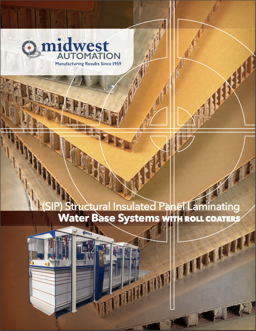 Water Base Laminating Systems with Roll Coaters